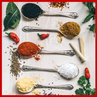 Pocenie Stóp powodowane przez dietę np. ostre przyprawy - chilli, curry, Krkumę.