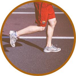 Sposoby na pocenie stóp dla sportowców - obuwie sportowe