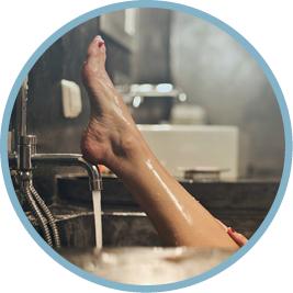 Sposoby na pocenie stóp dla sportowców - higiena stóp